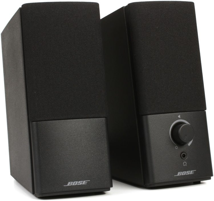 839efa1b6bb Bose Companion 2 Series III Multimedia Monitor System image 1