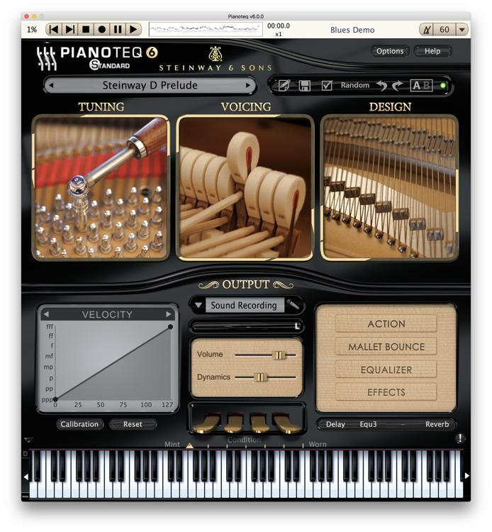 Pianoteq 6 Standard Edition