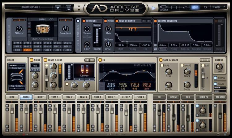 xln audio addictive keys crack