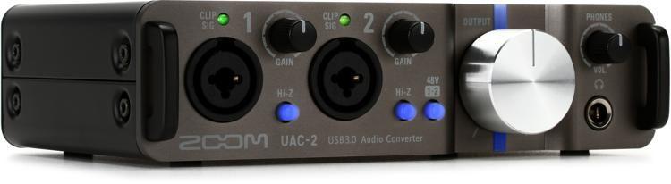 UAC-2 USB 3 0 Audio Interface