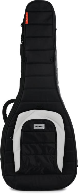 54b79e4cc3 MONO Classic Dual Acoustic/Electric Guitar Case - Black | Sweetwater