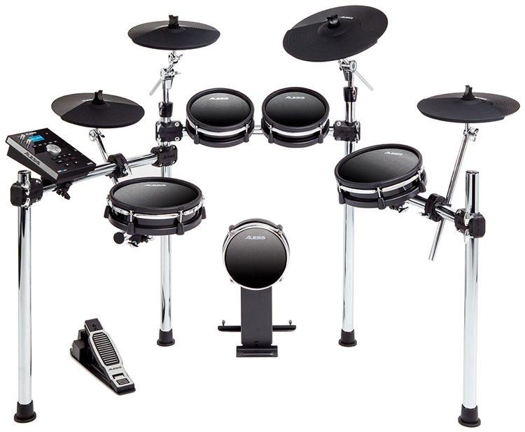 alesis dm10 mkii studio kit electronic drum set sweetwater