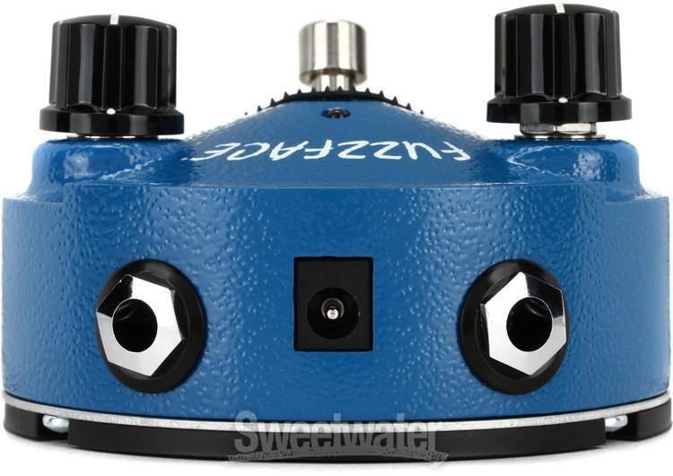 Dunlop FFM1 Silicon Fuzz Face Mini Pedal