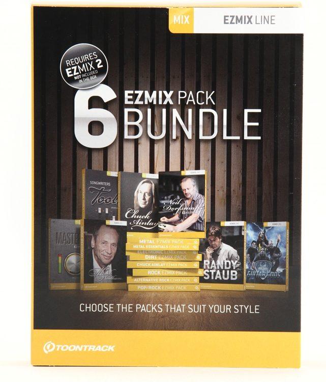 metal essentials ezmix pack