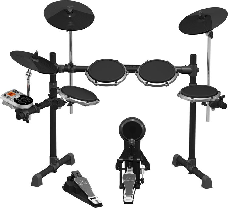 Behringer Xd80usb Electronic Drum Set Sweetwater
