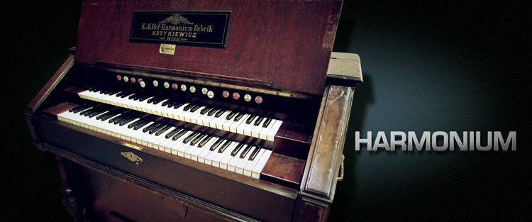 Harmonium - Standard Library