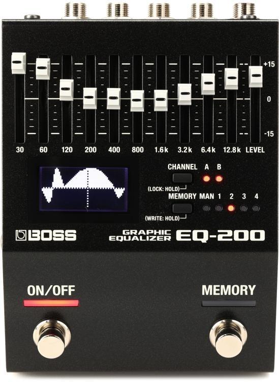 EQ-200 Graphic Equalizer Pedal