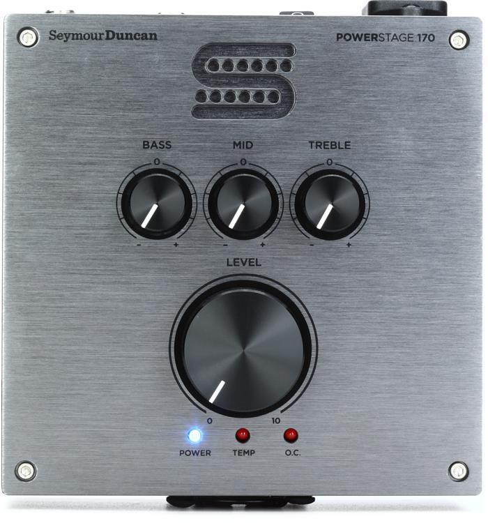 Seymour Duncan PowerStage 170 - 170-watt Pedal Board Guitar Amp Head ...