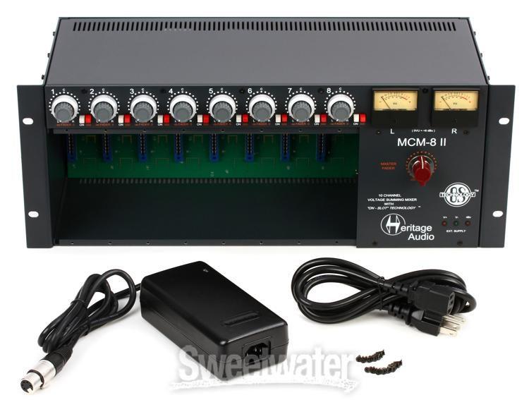 Heritage Audio MCM-8 MK2 | Sweetwater