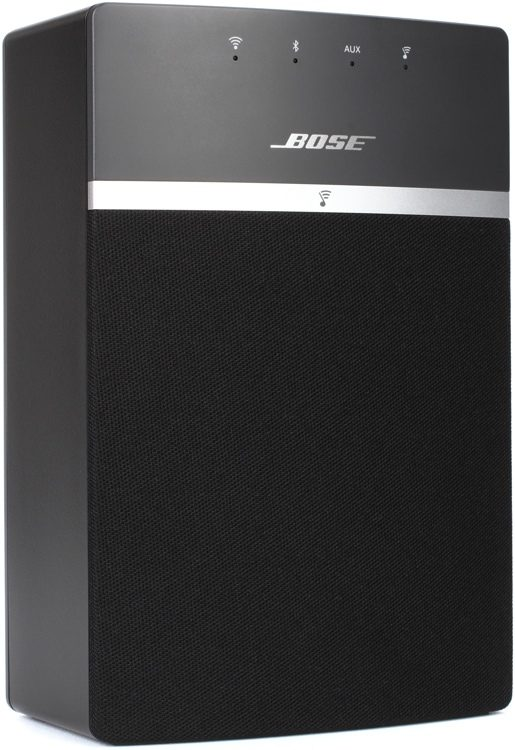 Bose SoundTouch 10 Wireless Music System - Black  a3f8aff77b1a4