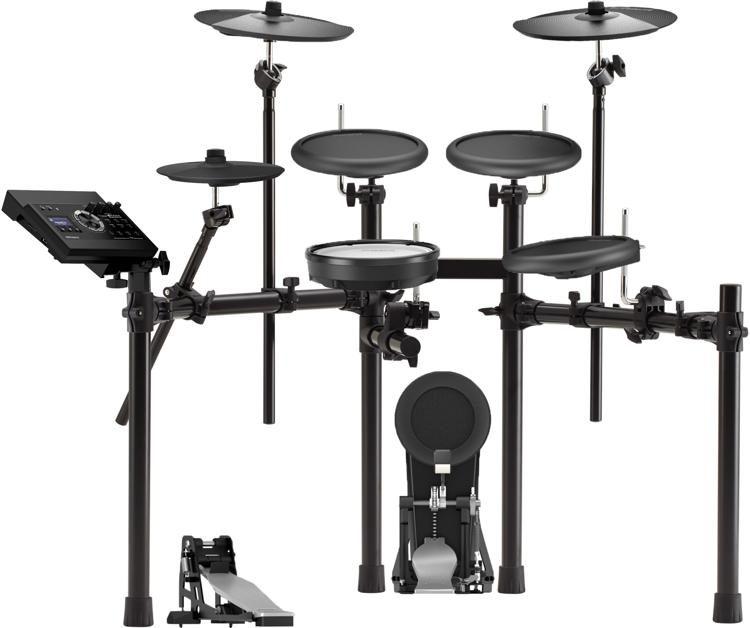 Roland V Drums Td 17kl Electronic Drum Set Sweetwater