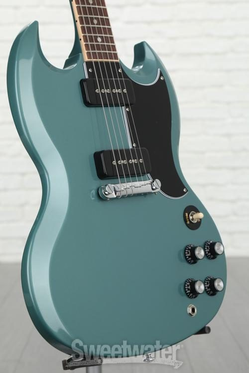 Gibson SG Special 2019 - Faded Pelham Blue | Sweetwater