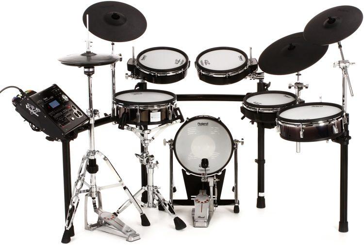 Roland V Drums TD 30K Special Edition 6 Piece Electronic Drum Set Image