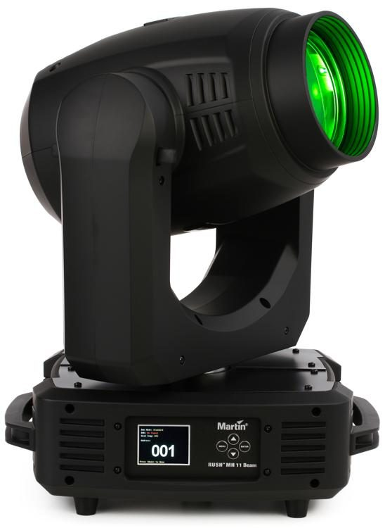 Rush Mh 11 Beam 250w High Intensity Moving Head With Gobos