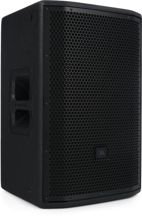 jbl prx812w 1500w 12 powered speaker sweetwater