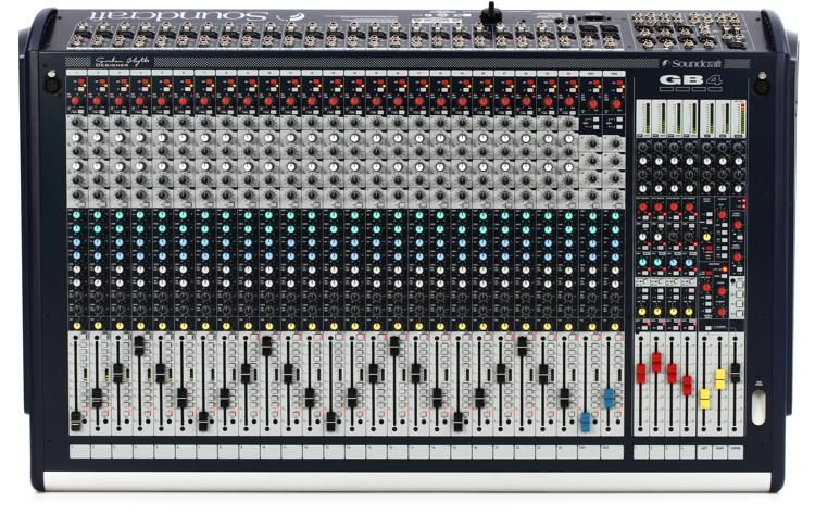 GB4 24-channel Mixer