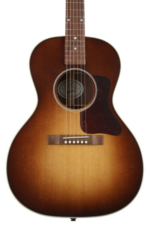 8596d6f1d83 And with its classic sunburst finish and faux tortoise pickguard, all eyes  will be on you when you take the stage with the Gibson Acoustic L-00 Studio.