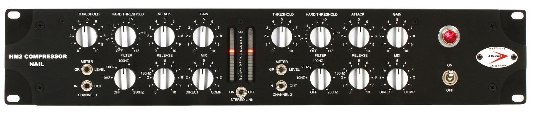 A Designs Hm2 Compressor Nail Sweetwater