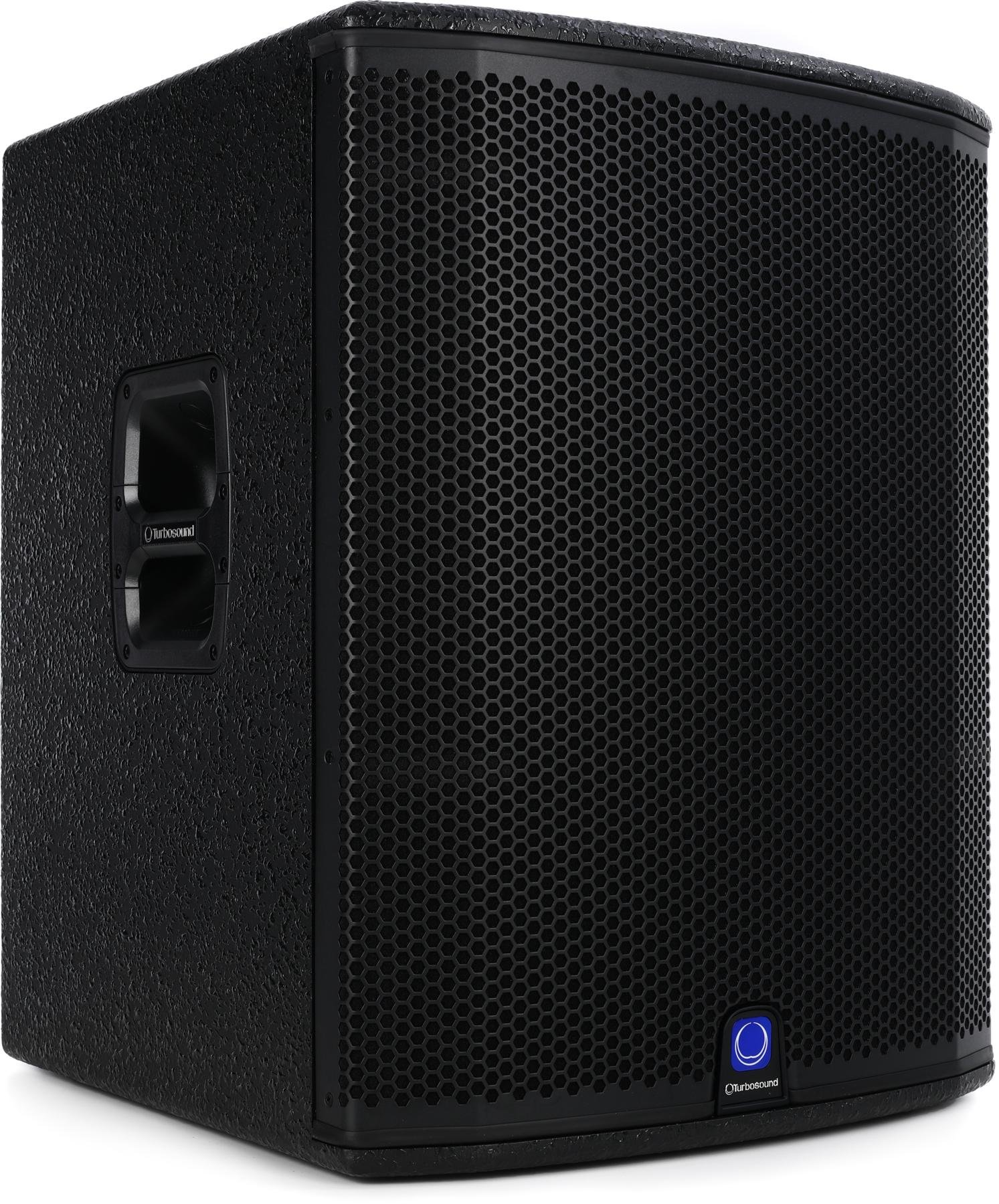 Turbosound Iq15 2500w 15 Powered Speaker Sweetwater Coil Device And Using On Wiring Speakers Dual Voice Iq18b