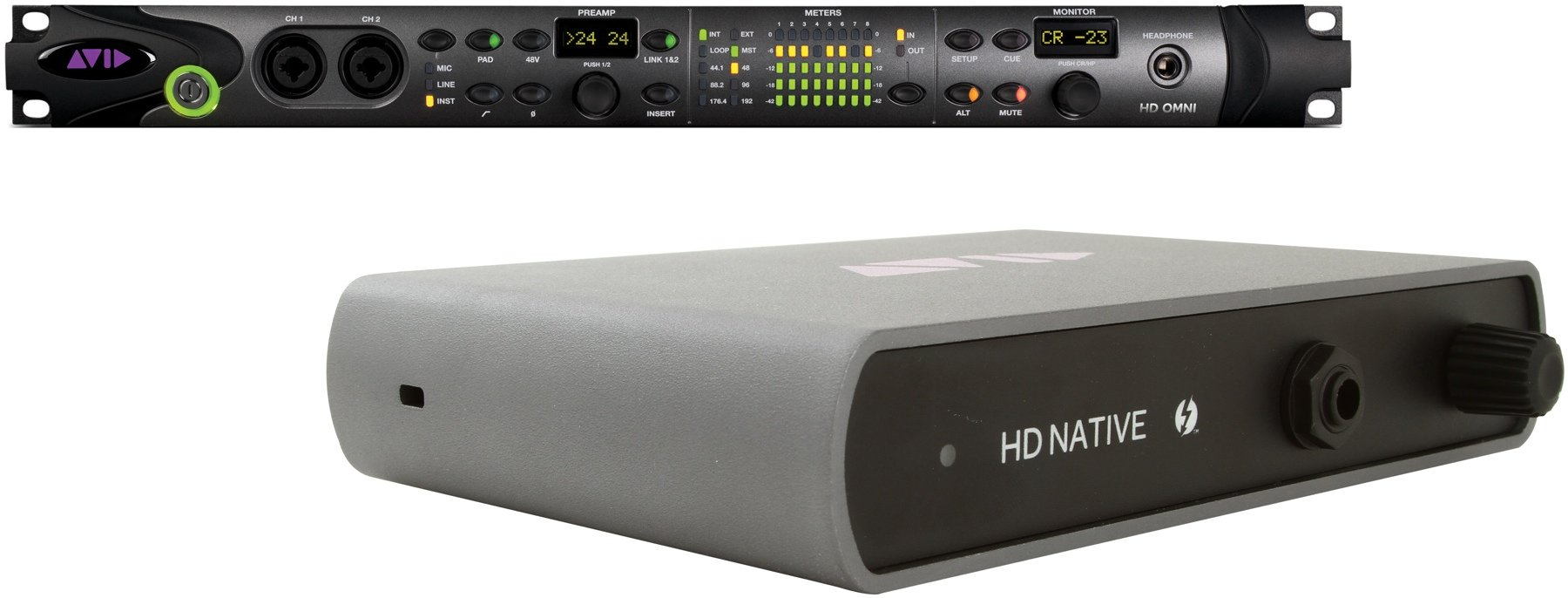 Avid Pro Tools | HD Systems Buying Guide | Sweetwater