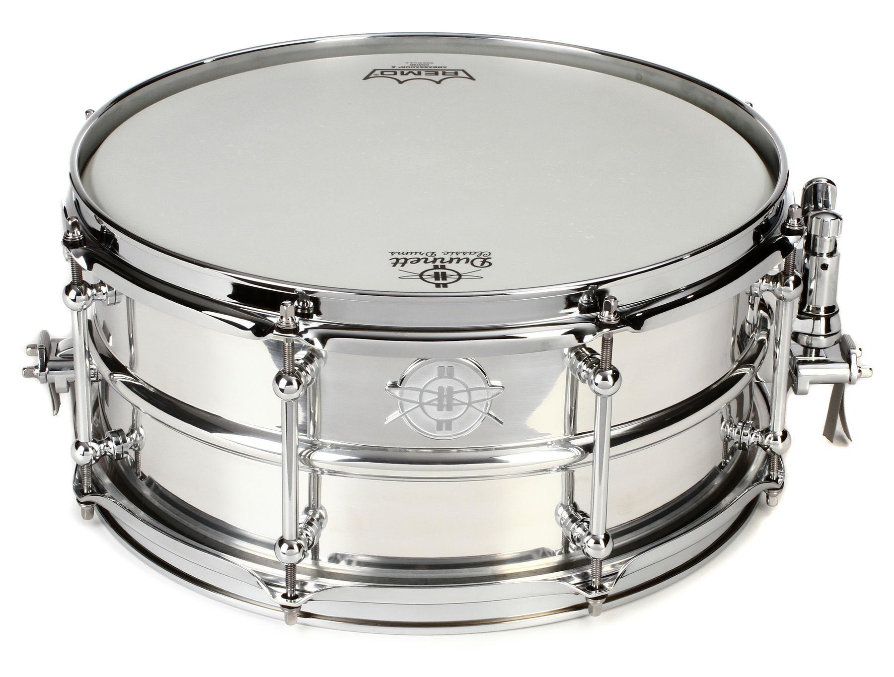 Dunnett Classic Model 2N Modelling Aluminum Snare Drum - 6.5\