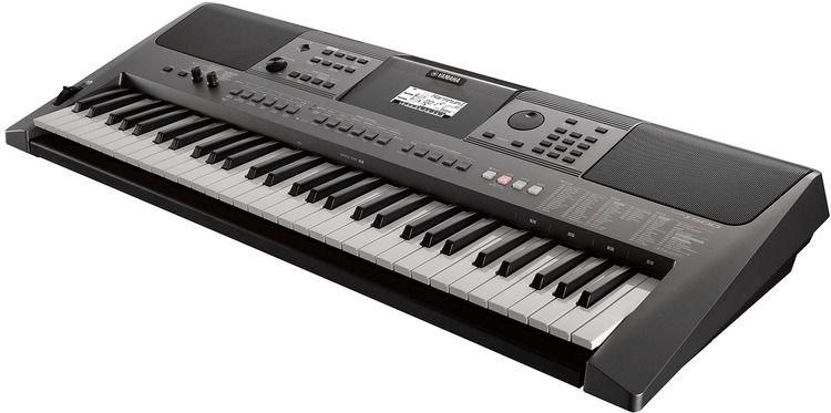 Styles for yamaha keyboard