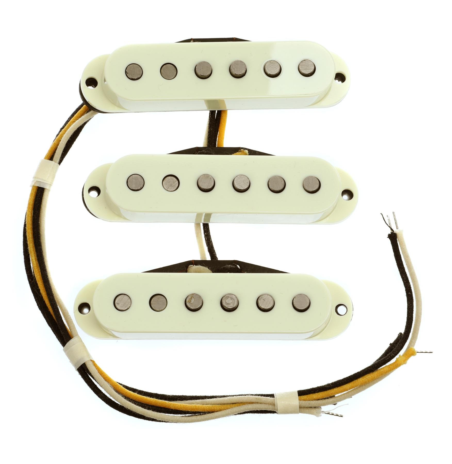 Fender Custom Shop Josefina Limited Edition Hand Wound Fat 50s Stratocaster Wiring Diagram Pickup Set Image
