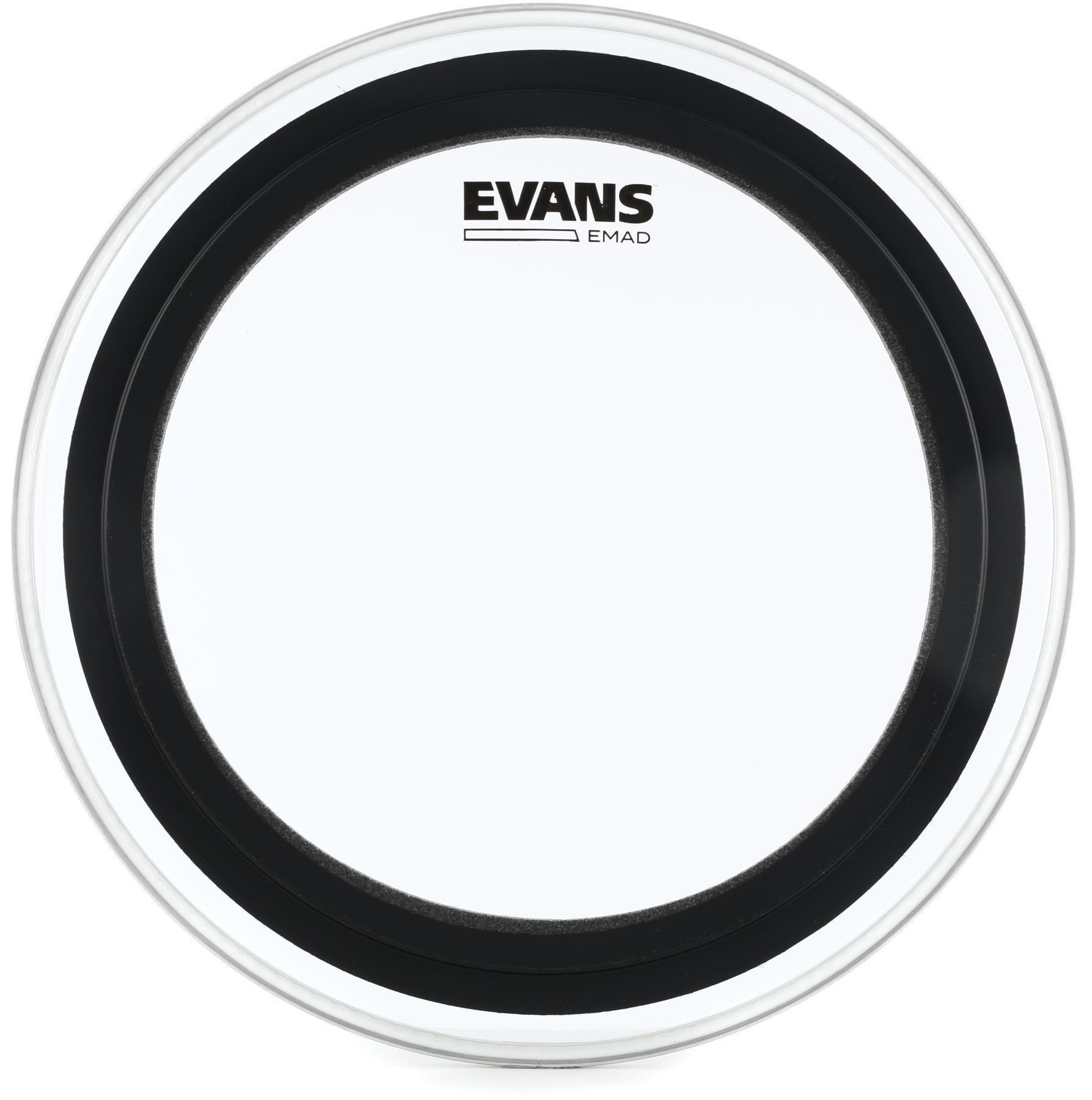 Evans BD16GB4UV UV EQ4 Bass Head 16-Inch
