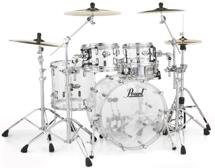 Pearl Crystal Beat Shell Pack 4-pc - Ultra Clear