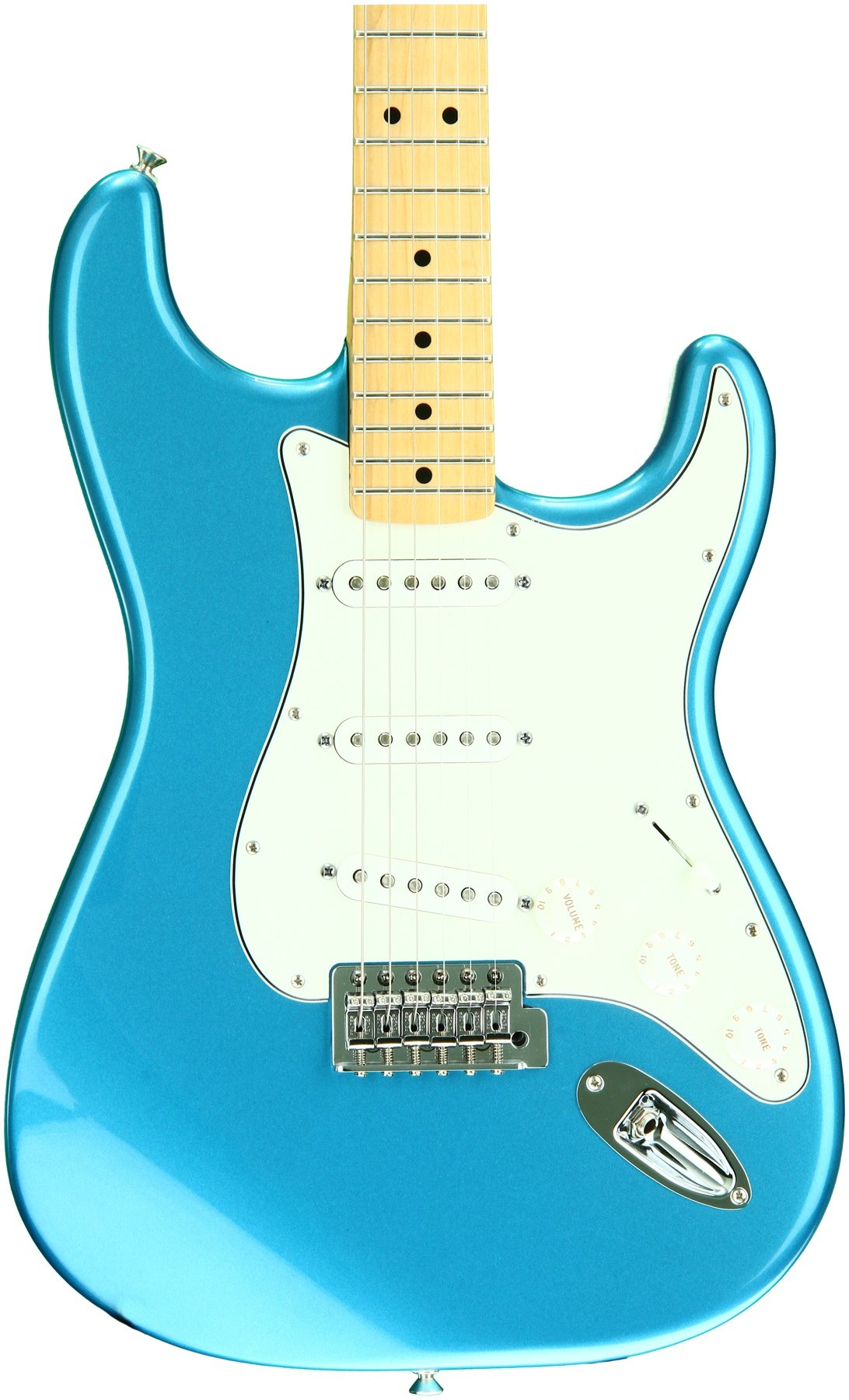 Fender Standard Stratocaster with Vintage Noiseless Pickups - Lake ...