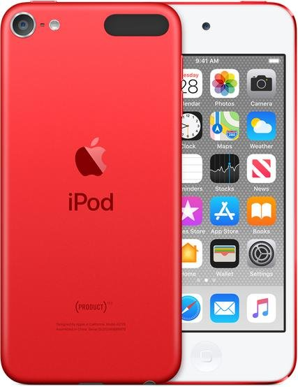 Apple Ipod Touch 128gb Product Red Sweetwater