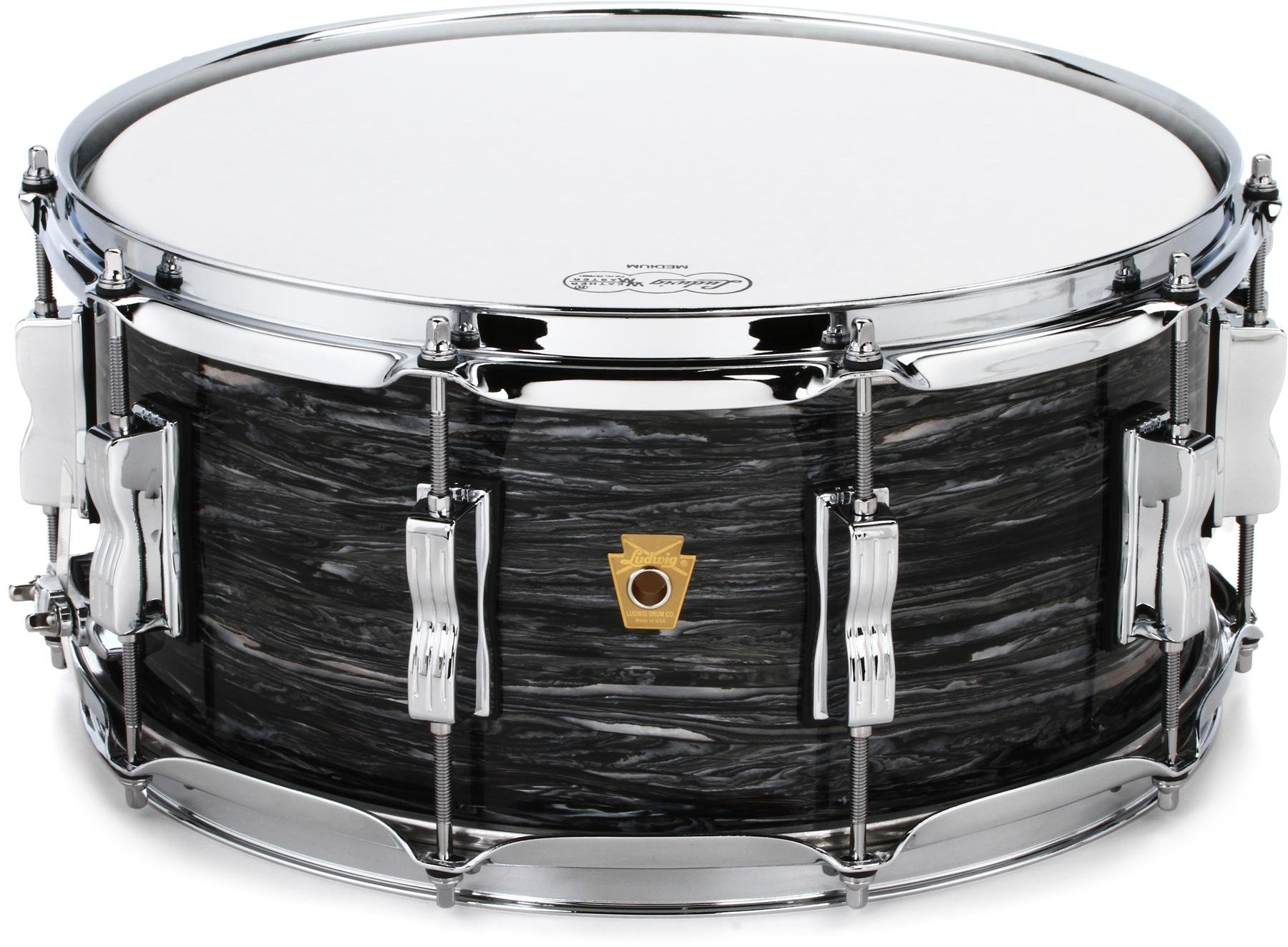 Ludwig Legacy Classic Mahogany Snare Drum - 6.5\