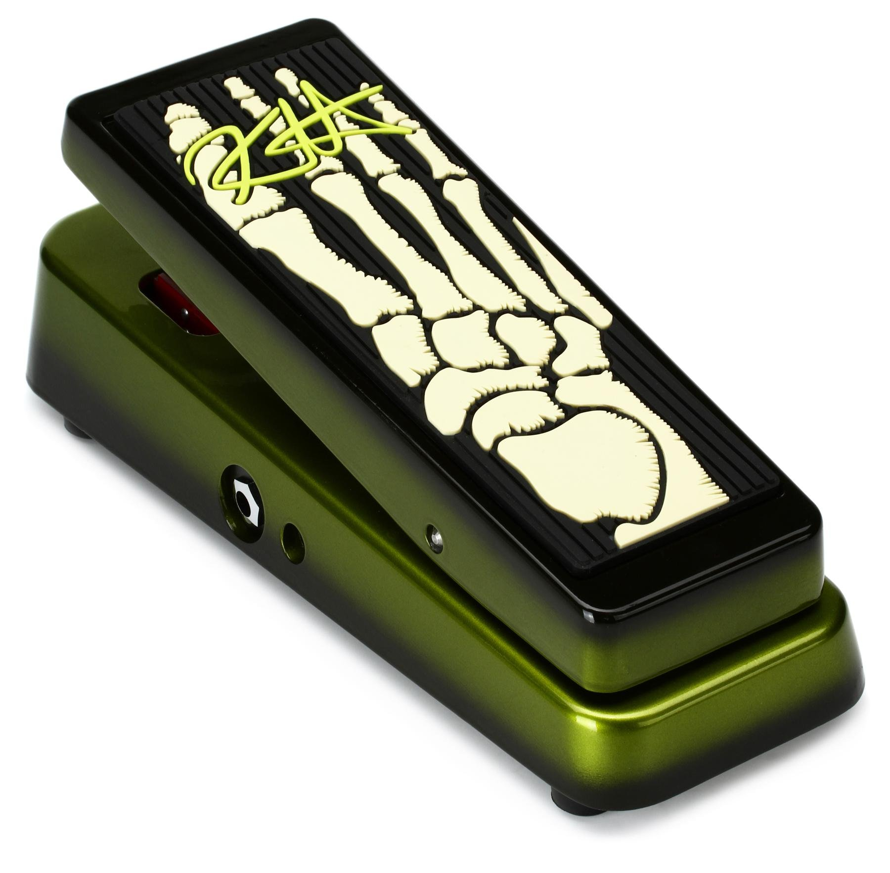 Dunlop Kh95 Kirk Hammett Signature Cry Baby Wah Pedal Sweetwater Upgrade To Your Image 1