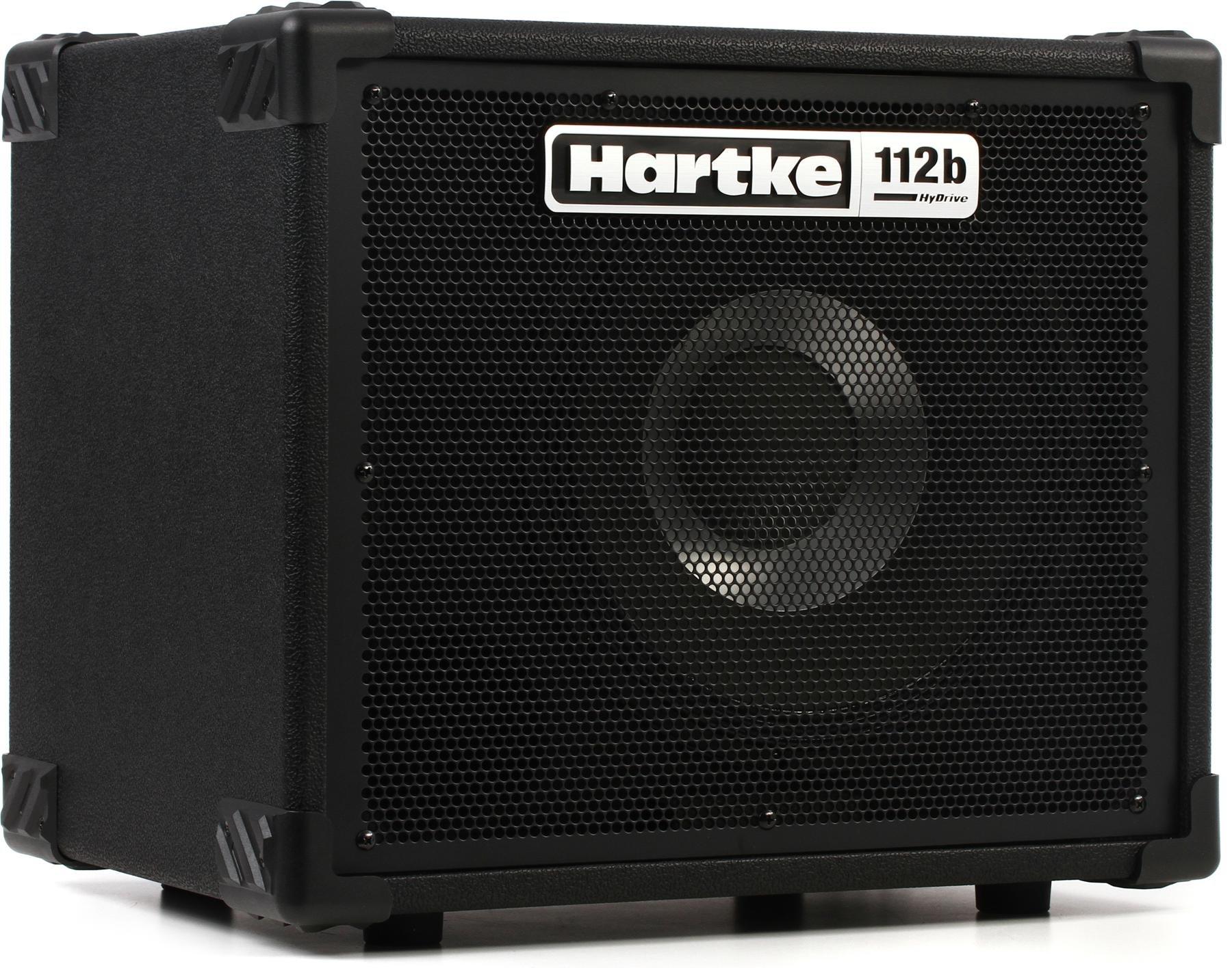 Hartke Hydrive 112b 1x12 300 Watt Bass Cabinet Sweetwater Wiring Guitar Image 1
