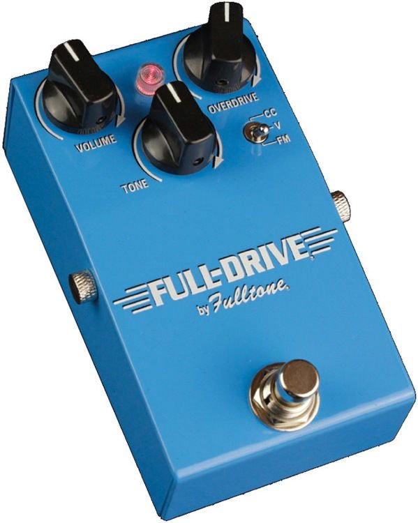 Fulltone Musical Products Inc: Fulltone Full-Drive 1 Overdrive Pedal