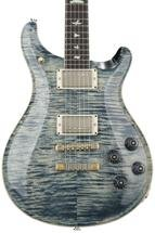 PRS McCarty 594 Figured Top - Faded Whale Blue with Pattern Vintage Neck