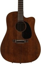 Martin DC-15ME - Natural Satin