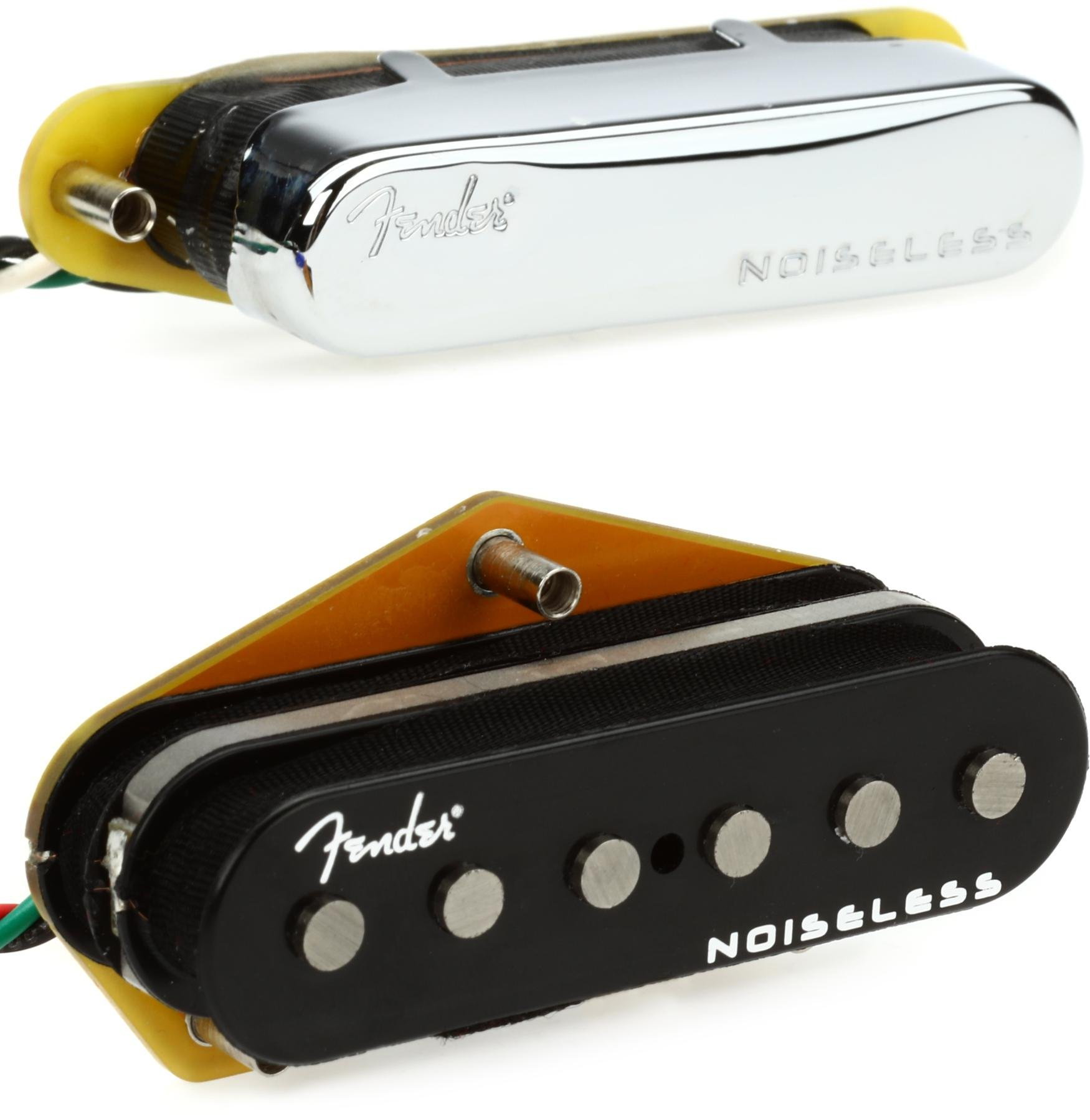 Fender Noiseless Telecaster Pickups Wiring Diagram from media.sweetwater.com
