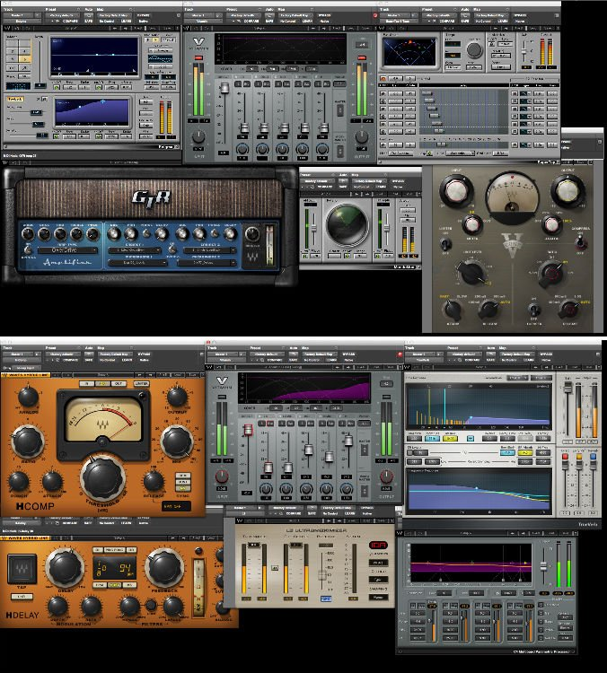 Waves Ssl 4000 Plugin Bundle Free Download