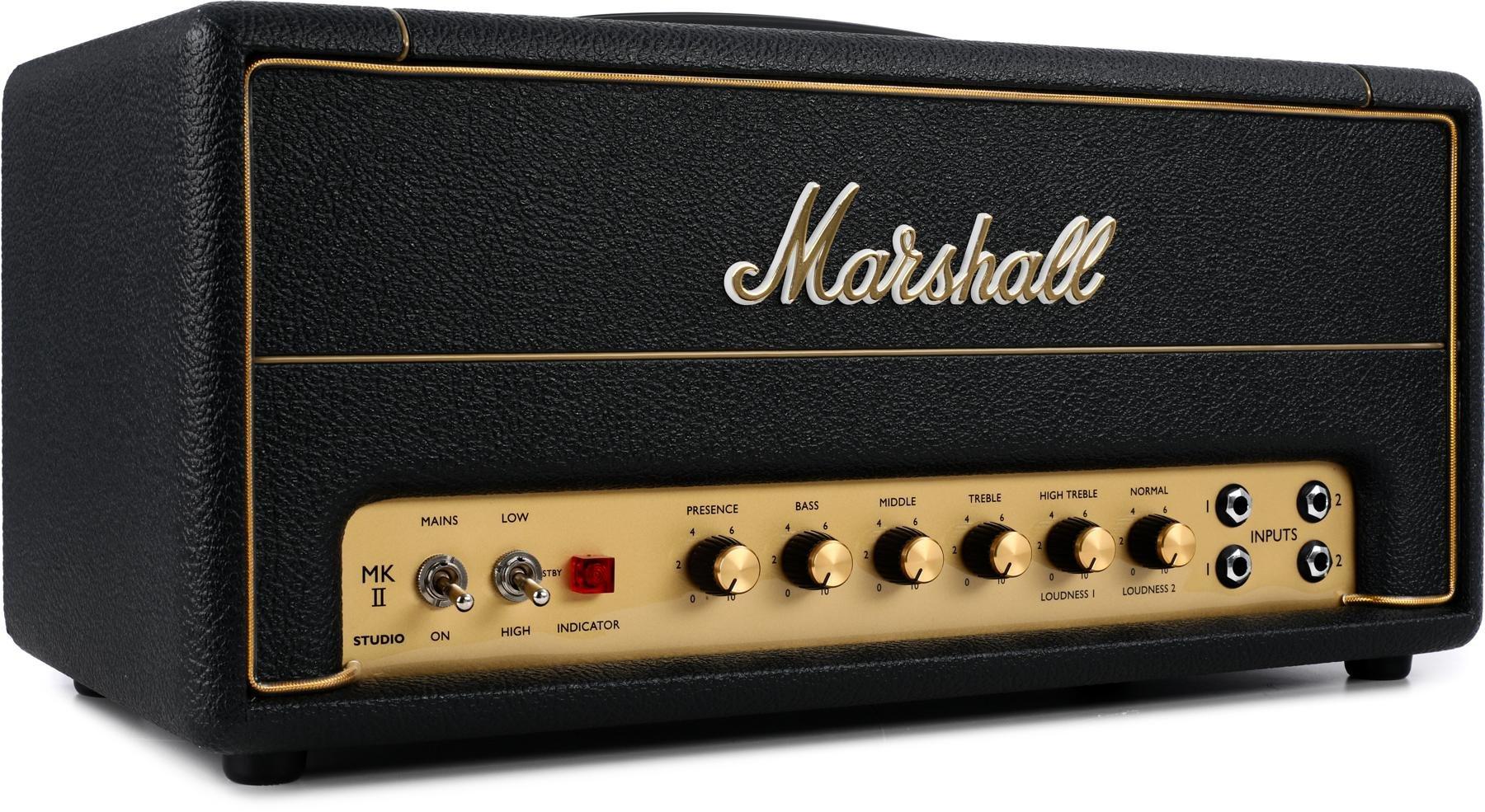 Marshall SV20H Studio Vintage 20/5-watt Tube Head | Sweetwater