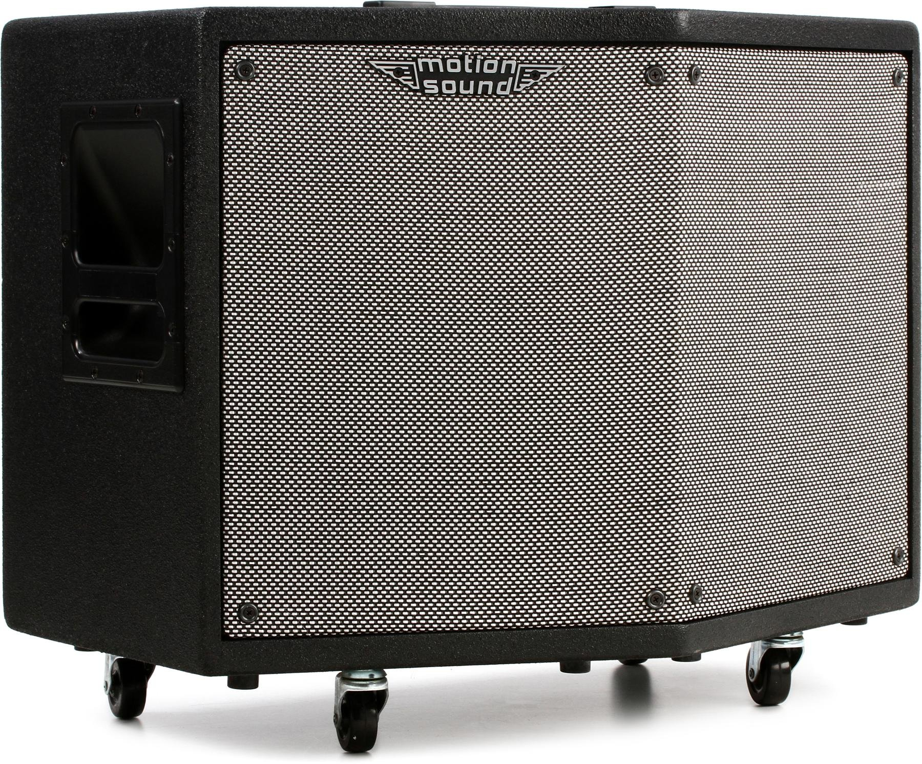 Motion Sound Sw 15 200w Subwoofer Sweetwater Guitar Or Music Amplifier Home Stereo Powered Kp 500s 500w 2x12 Keyboard Amp