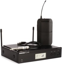 Shure BLX14R Wireless Guitar System - H9 Band