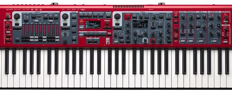 Nord Stage 3 88 Stage Keyboard | Sweetwater