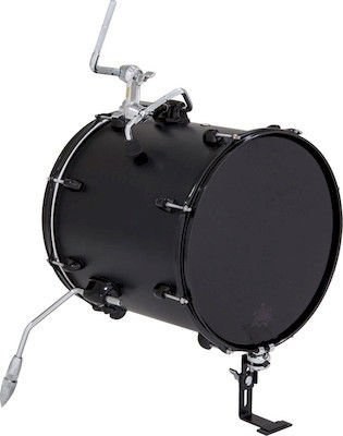 gibraltar floor tom to bass drum conversion kit sweetwater. Black Bedroom Furniture Sets. Home Design Ideas