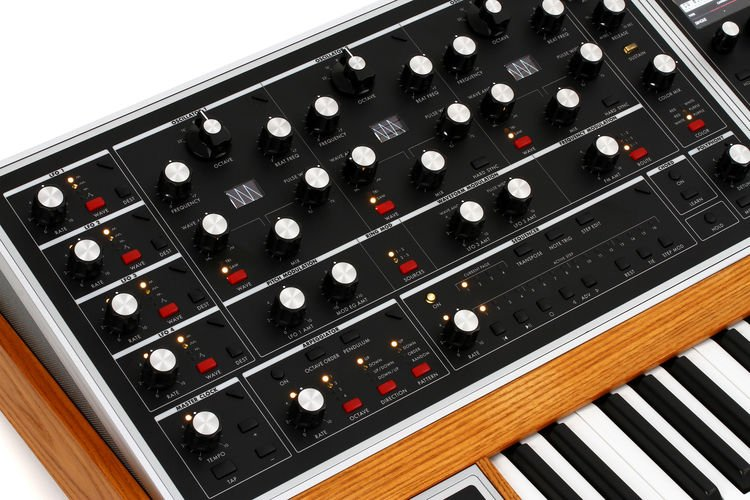 Moog One 16-voice Analog Synthesizer | Sweetwater
