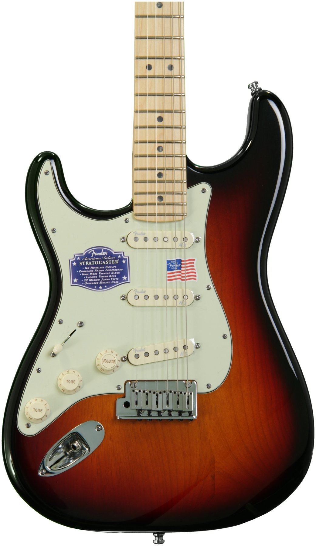 Fender American Deluxe Stratocaster Pickups Best 2018 N3 Wiring Diagram Schematic House