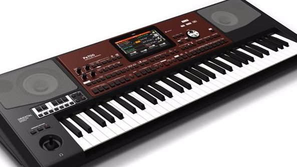 Korg Pa700 Oriental 61-key Arranger Workstation | Sweetwater