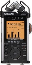 TASCAM DR-44WL Portable Recorder with Wi-Fi
