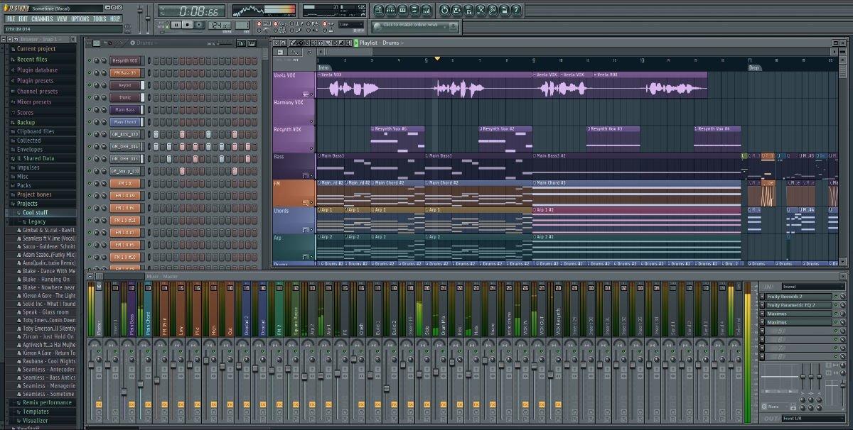 image line fl studio 11 download