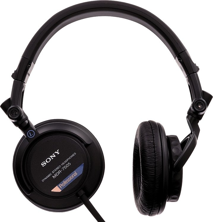 sony mdr-7505 image 1